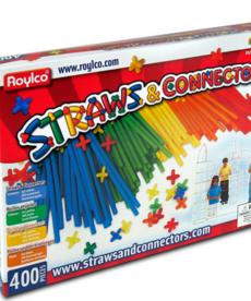 Straws & Connectors-400 pcs