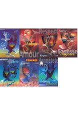 French Poster set - Seven Teachings