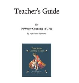 Powwow Counting in Cree-Teacher's Guide