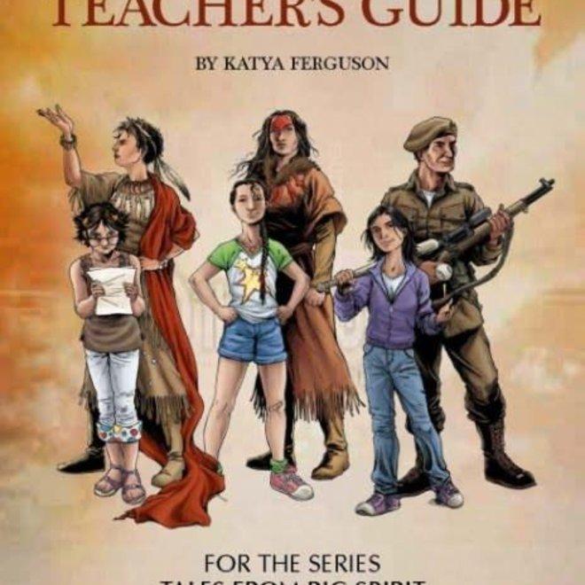 Tales from Big Spirit- Teacher's Guide
