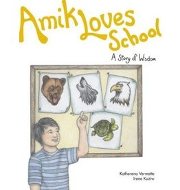Amik Loves School- Wisdom