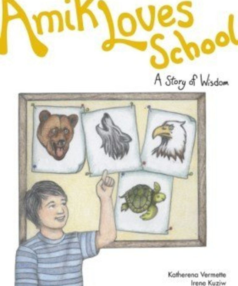 Amik Loves School- Wisdom