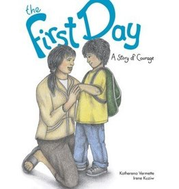 The First Day-Courage