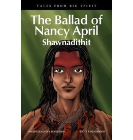 The Ballad of Nancy April: Shawnadithit