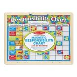 Melissa & Doug Wooden Responsibility Chart