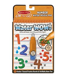 Water Wow!-Numbers
