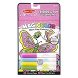 Magicolor Coloring Pad-Friendship and Fun