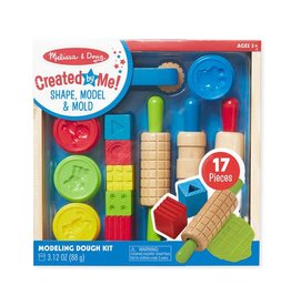 Melissa & Doug Shape Model and Mould
