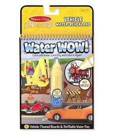 Water Wow!-Vehicles