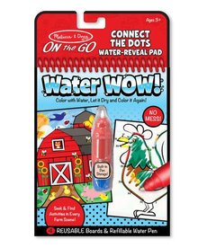Water Wow! -Connect The Dots