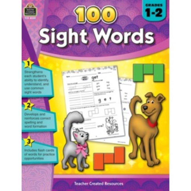 100 Sight Words Grades 1-2