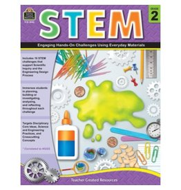 STEM: Engaging Hands-On Challenges Grade 2