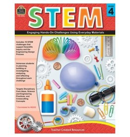STEM: Engaging Hands-On Challenges Grade 4