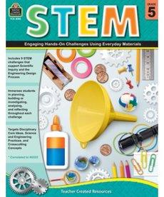 STEM: Engaging Hands-On Challenges Grade 5