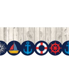 Nautical Big Border