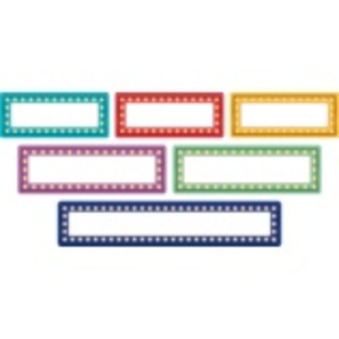 Marquee Clingy Thingies Marquee Labels