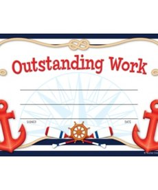 Nautical Outstanding Work Awards