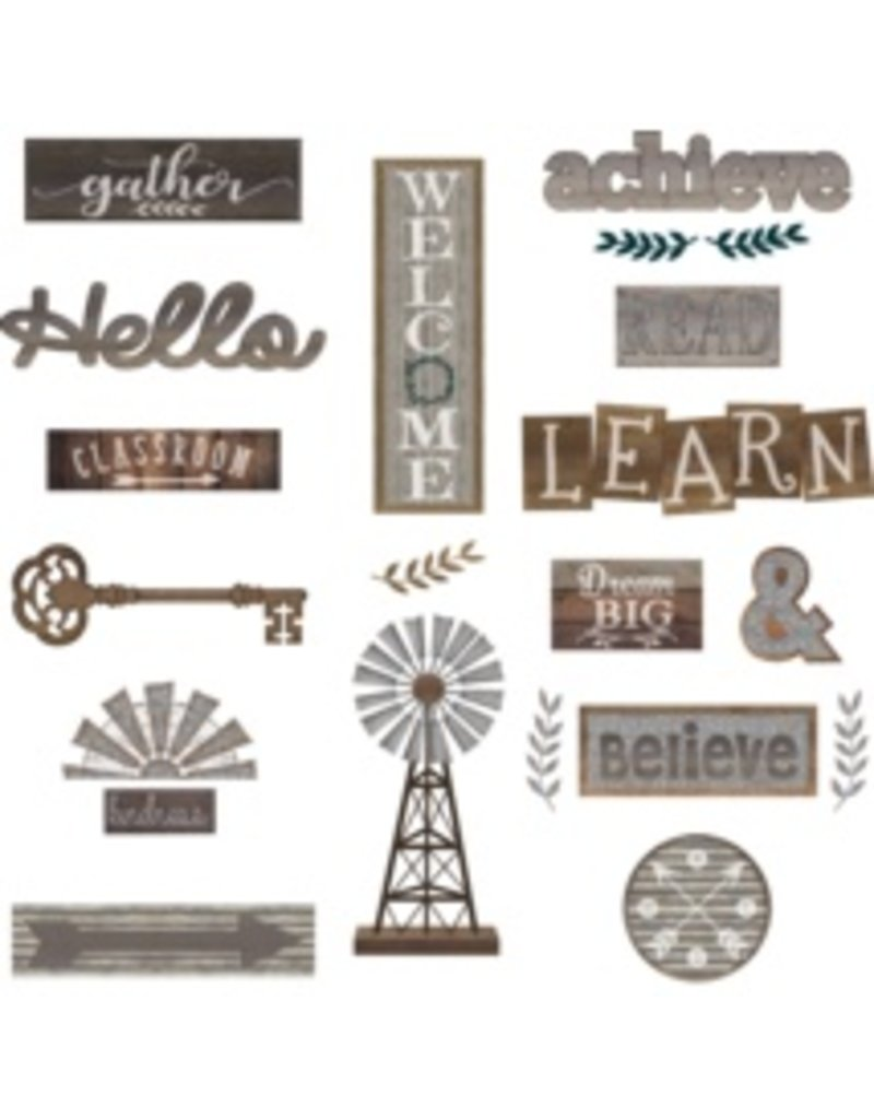 Home Sweet Classroom Wall Decor Bulletin Board Set