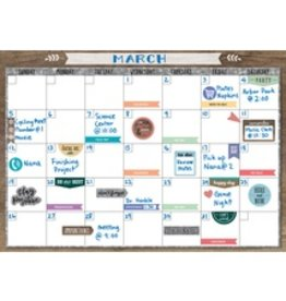 Home Sweet Classroom Clingy Thingies Calendar Set