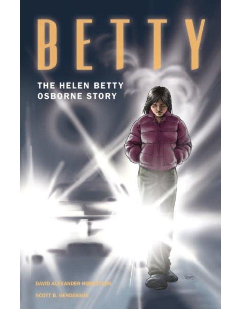 Betty: The Helen Betty Osborne Story