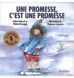 Une promesse, c'est une promesse