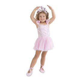 Melissa & Doug Ballerina Role Play Costume