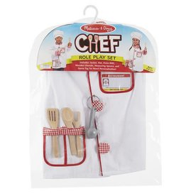Melissa & Doug Chef Role Play Set