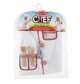 Melissa & Doug Chef Role Play Set