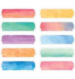 Watercolor Watercolor Labels