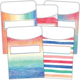 Watercolor Library Pockets Multi pack
