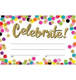 Confetti Celebrate Awards