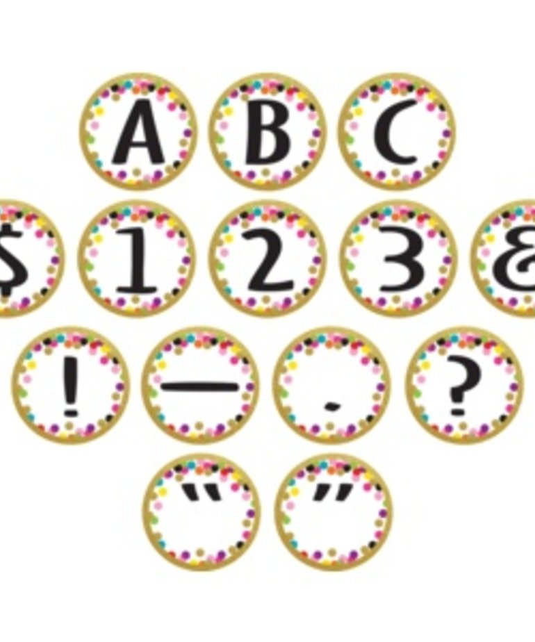 Circle Letters