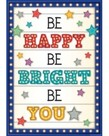 Be Happy Be Bright Be You-Poster