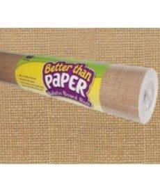 Better Than Paper- Burlap