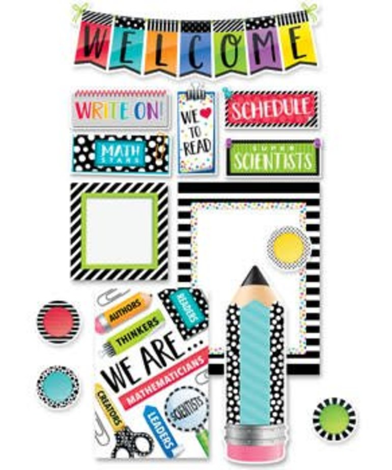 Bold & Bright Welcome-Bulletin