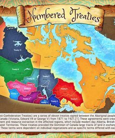 Numbered Treaties-Poster