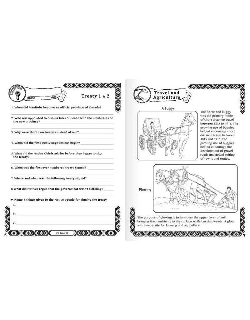 Numbered Treaties Teacher's Guide