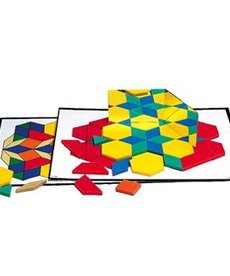 Learning Resources Intermediate Pattern Block Design