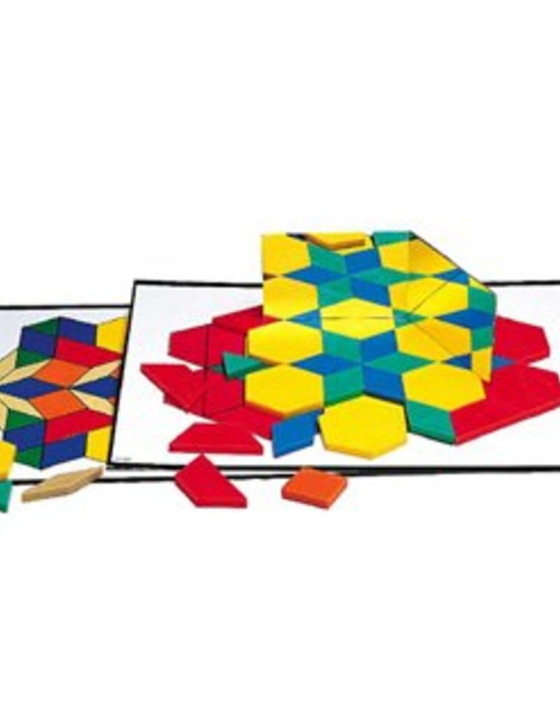 Learning Resources Intermediate Pattern Block Design