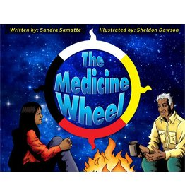 Medicine Wheel Book (hardcover)