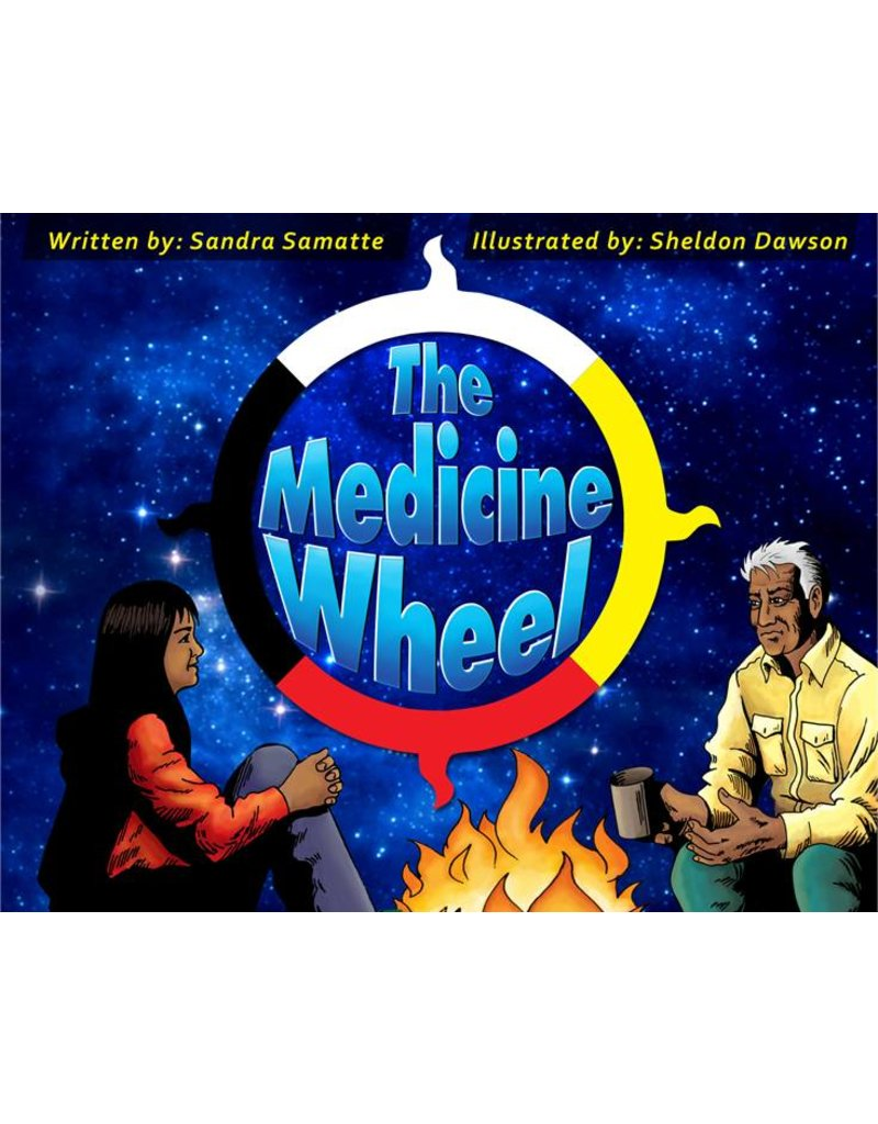 Medicine Wheel Book (hardcover)