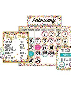 Calendar Bulletin Board Display