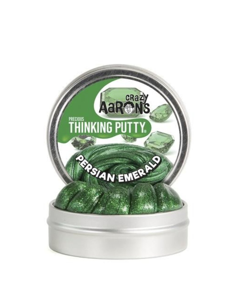 Crazy Aaron's Thinking Putty-Persian Emerald