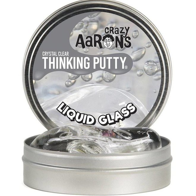 Crazy Aaron's Thinking Putty-Liquid Glass
