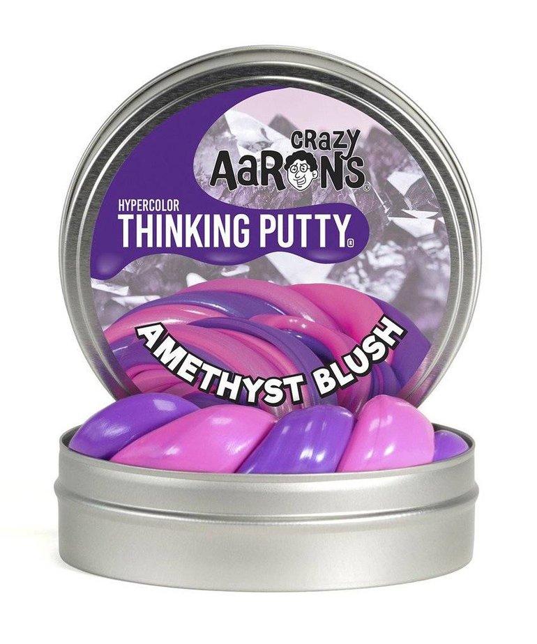 Crazy Aaron's Thinking Putty-Amethyst Blush