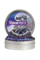 Crazy Aaron's Thinking Putty- Super Scarab