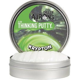 Crazy Aaron's Thinking Putty- Krypton