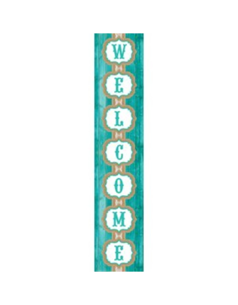 Shabby Chic Shabby Chic Welcome Banner