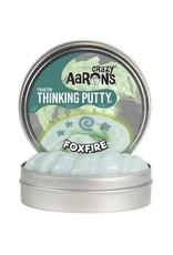 Crazy Aaron's Thinking Putty- Foxfire
