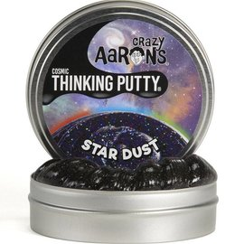 Crazy Aaron's Thinking Putty- Dust Cosmic Glow